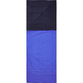 Cocoon Tropic Traveler Sleeping Bag Silk Long, royal blue/tuareg